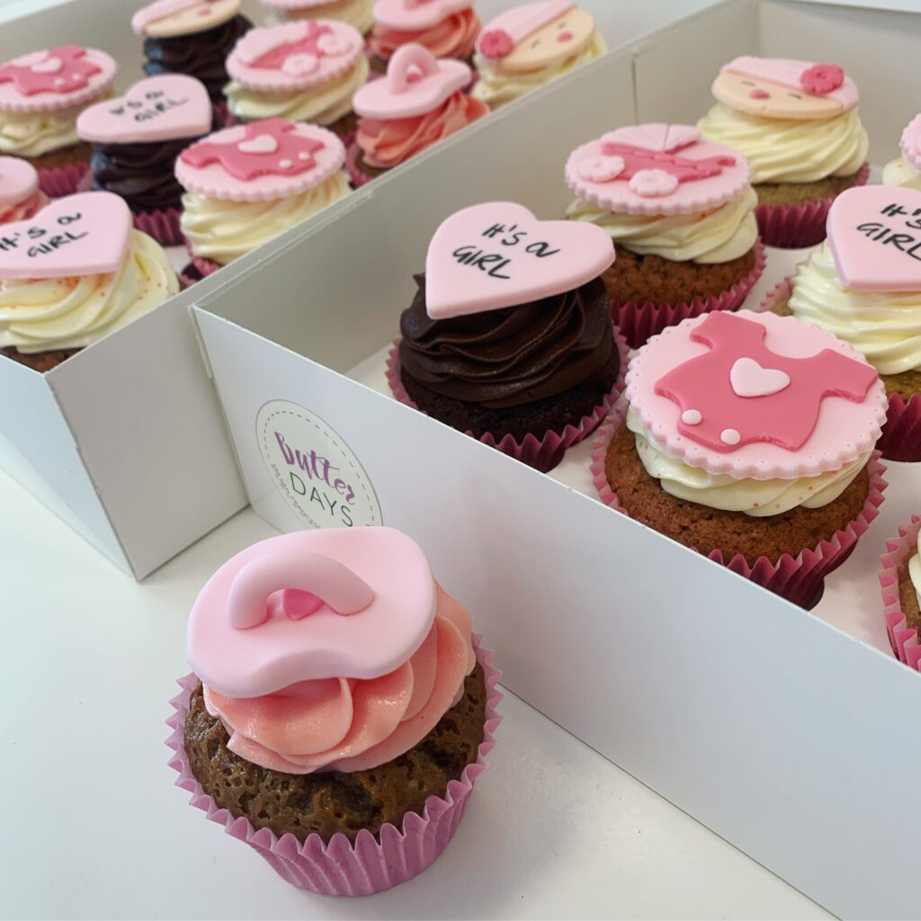 cupcake it s a girl